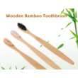Bambusz fogkefe natúr