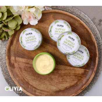 Olivia Nappali arckrém Q10 koenzimmel és szilvamagolajjal 75 ml