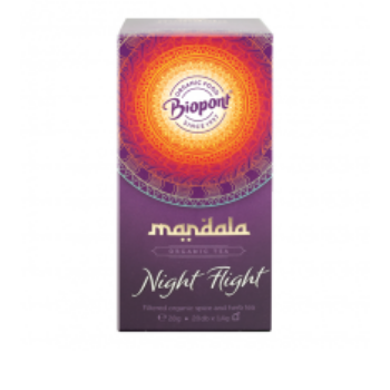 Biopont Mandala tea, Night Flight 28g